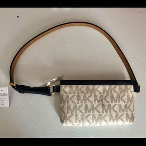 Michael Kors Fanny Pack Belt